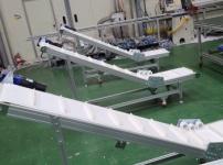 sl-type conveyor,아다치부착컨베…