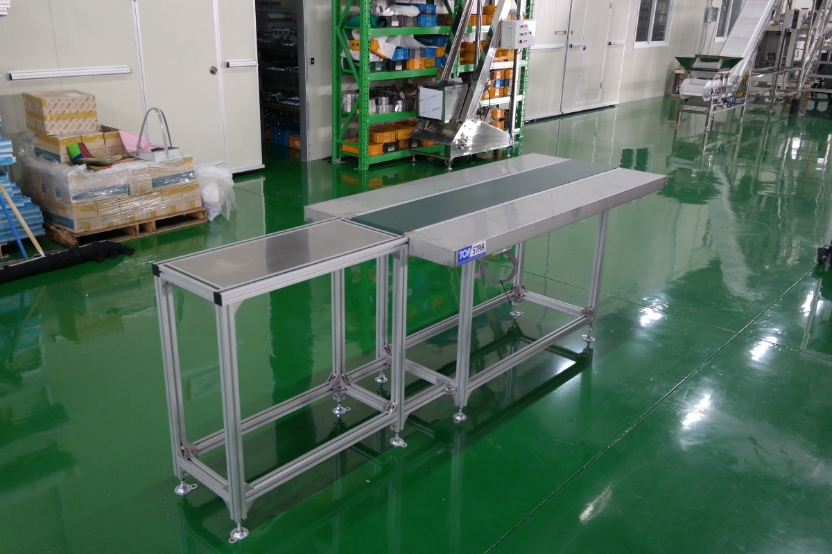 Working Table attached Conveyor 90-TA Type